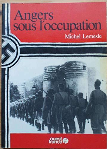 9782858824250: Angers sous l'occupation