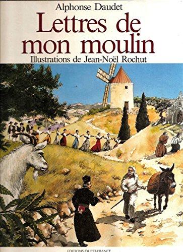 9782858829989: Quatre lettres de mon moulin