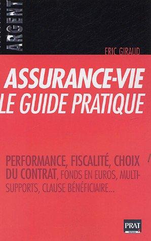 9782858908530: Assurance-vie, le guide pratique