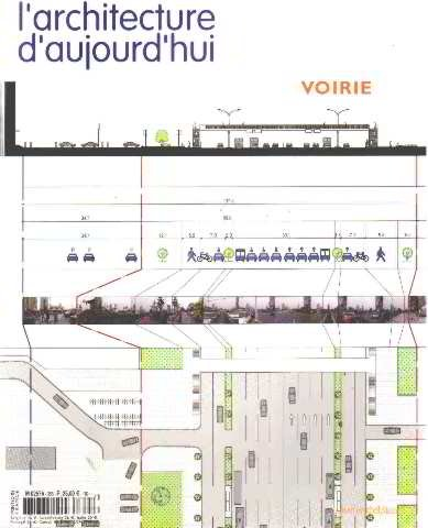 L'Architecture d'Aujourd'Hui N355, Voirie: Collectif