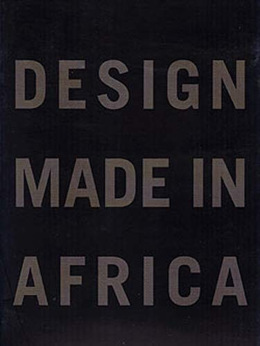 9782858937691: Design made in Africa