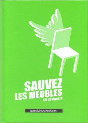 9782858937738: Sauvez les meubles