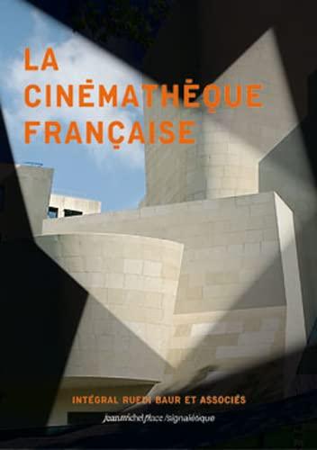 9782858938919: La cinémathèque française : Intégral Ruedi Baur et associés