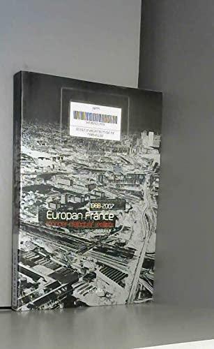 9782858938926: Europan France 1988-2007 : Innover dialoguer réaliser