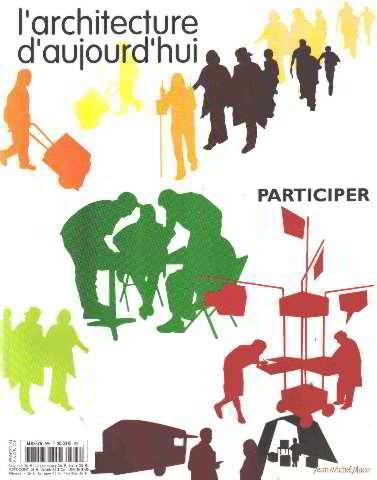 9782858938995: L'Architecture d'Aujourd'Hui 368, Participer