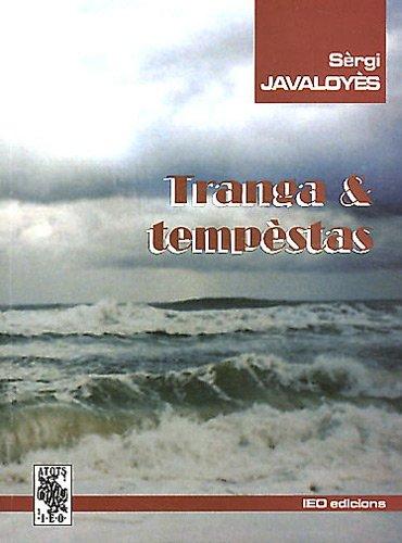 9782859103743: Tranga & tempèstas