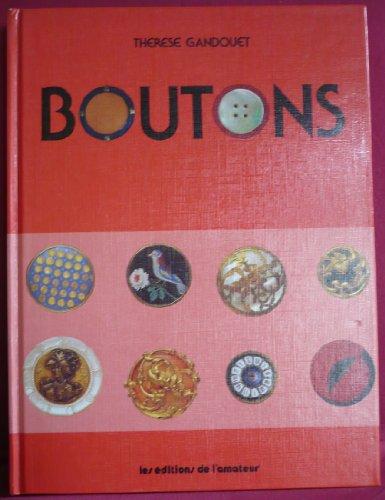 9782859170356: Boutons (L'Amateur de collections) (French Edition)