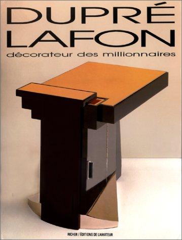 9782859171100: Paul Dupr�-Lafon, d�corateur des millionnaires