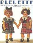 9782859171285: Bleuette: Poupée de La Semaine de Suzette (French Edition)