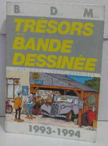 B.D.M. - 1993-1994 - Trésors de la: BDM / BÉRA