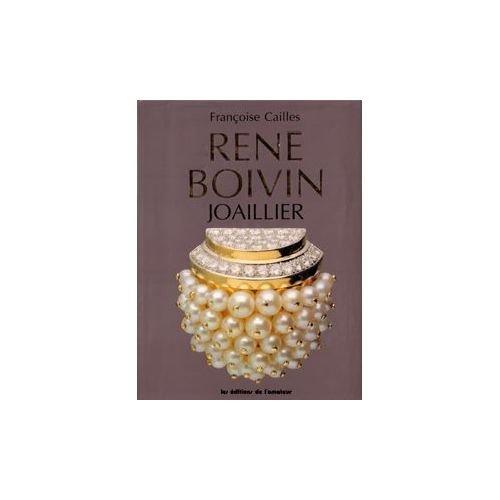 9782859171742: René Boivin, joaillier (French Edition)