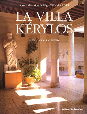 9782859172435: La Villa Kérylos (French Edition)