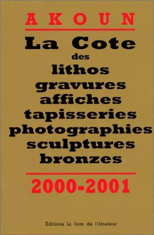 9782859172848: Cote des Lithos, 2000-2001
