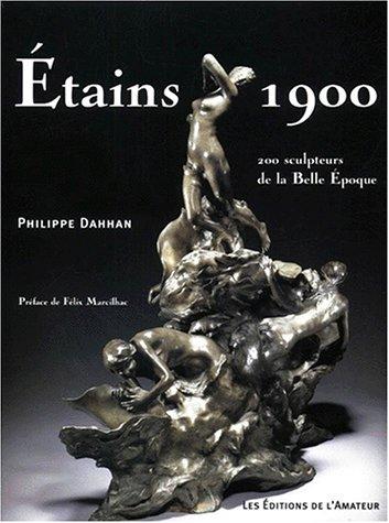 9782859173067: Etains 1900
