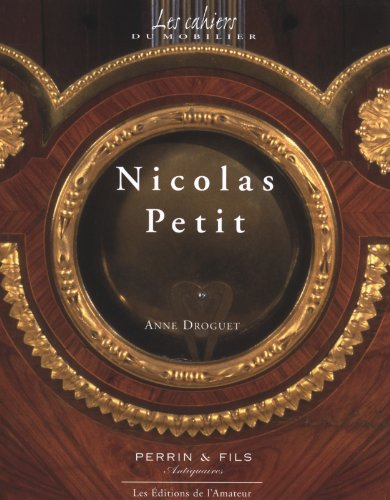 9782859173203: Nicolas petit