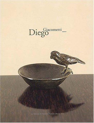 9782859173999: Diego Giacometti