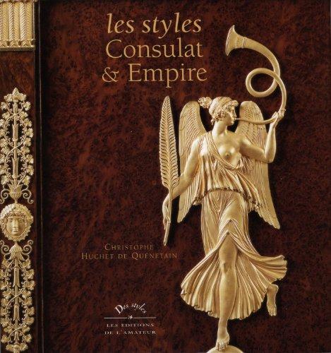 9782859174132: Styles Consulat et Empire