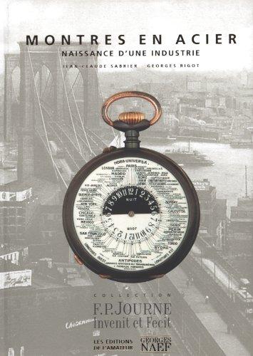 9782859174491: Montres en acier (French Edition)