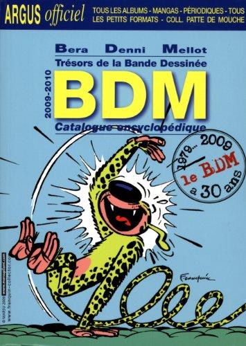 9782859174910: Tr�sors de la bande dessin�e BDM : Catalogue encyclop�dique