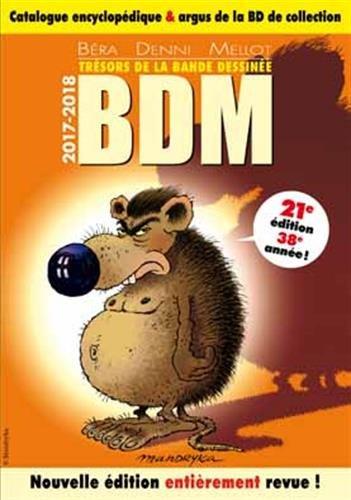 9782859175696: Tresors de la bande dessinee - BDM 2017 - 2018 (French Edition)
