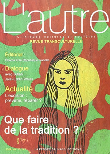 Que Faire de la Tradition (French Edition): Moro M R/Coll