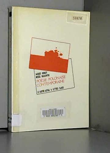 9782859200824: Poésie polonaise contemporaine
