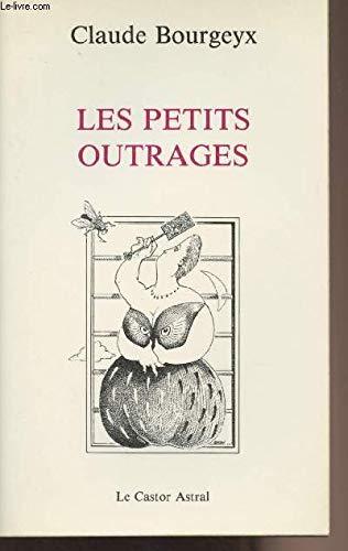 9782859200923: Les petits outrages