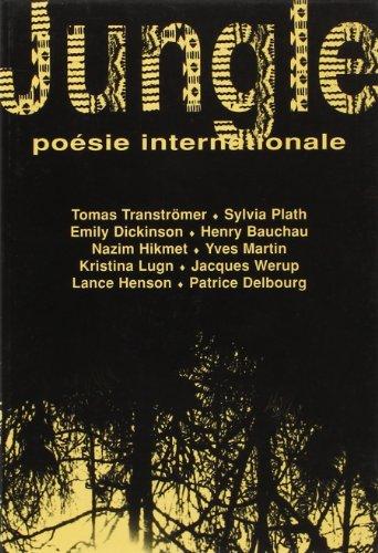 9782859202644: Jungle 15, poésie internationale