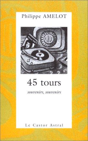 9782859203986: 45 tours