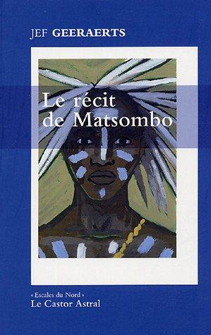 9782859206147: Le récit de Matsombo (French Edition)