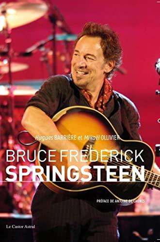 9782859207571: Bruce Frederick Springsteen