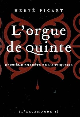 9782859207908: L'Arcamonde, Tome 2 : L'orgue de quinte