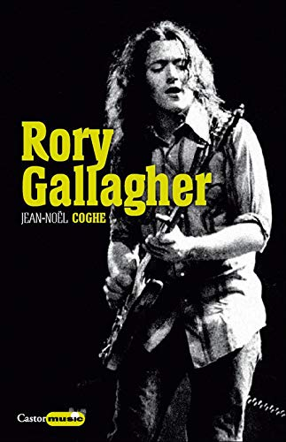 9782859208219: Rory Gallagher : Rock'n'road blues