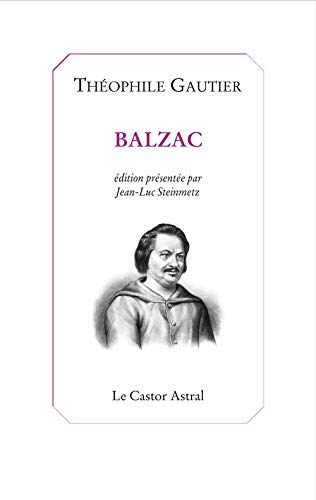 Balzac: Gautier, Théophile