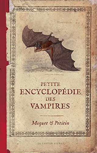 9782859209629: Petite encyclopédie des vampires
