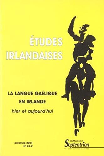 9782859396954: Etudes irlandaises nø26 2