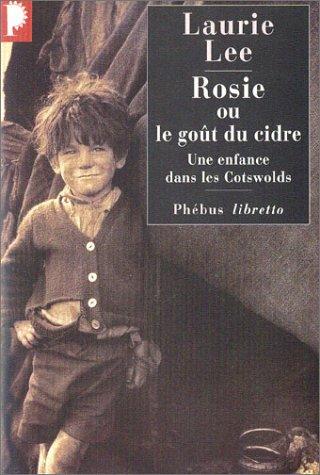 9782859408954: Rosie ou le Goût du cidre