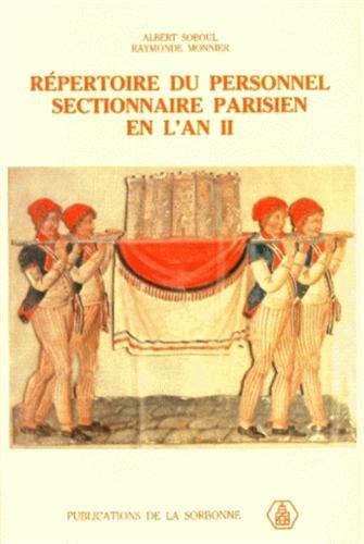 a critique of the sans culottes by albert soboul