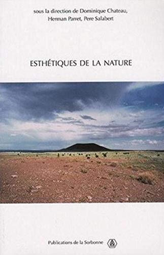 9782859445812: Esthétiques de la nature