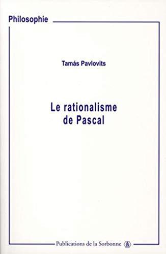 9782859445836: rationalisme de pascal