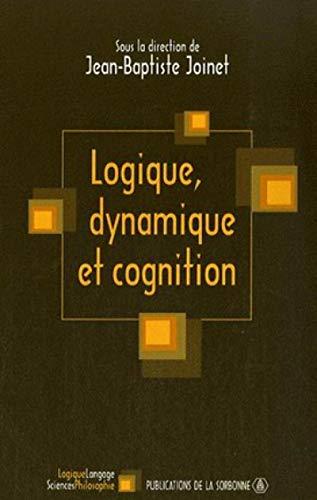 logique, dynamique et cognition: Jean-Baptiste Joinet