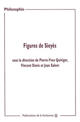 9782859445850: Figures de Siey�s