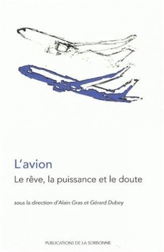 L'avion (French Edition): Alain Gras