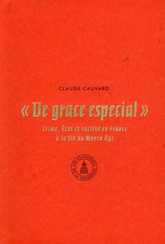 9782859446413: De grace especial (French Edition)