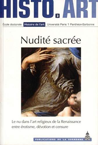 NUDITE SACREE: HALLEUX