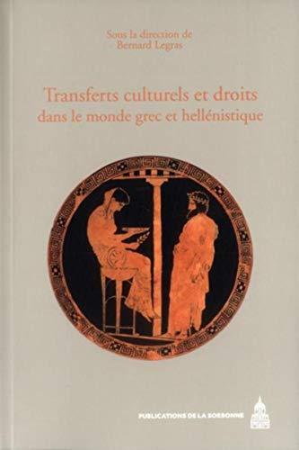 Transferts culturels et droits dans le monde: Collectif; Michael Gagarin;