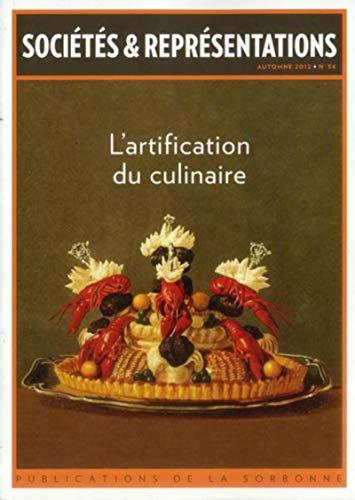 L'Artification du Culinaire: Evelyne Cohen, Julia Csergo