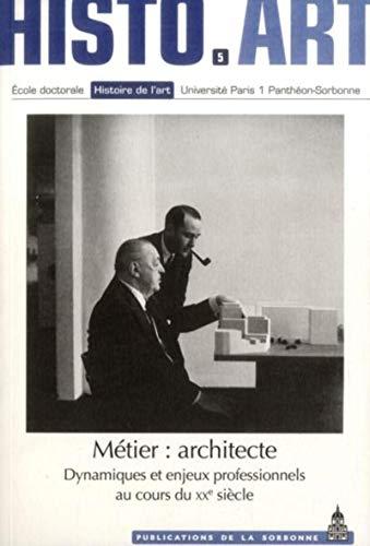 9782859447427: Metier architecte