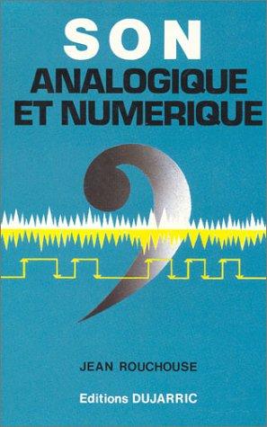 9782859470838: Son analogique et Num�rique