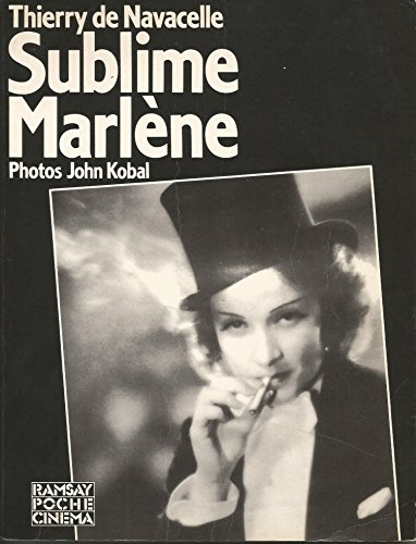 9782859563073: Sublime Marlene: Photos de la collection John Kobal (French Edition)